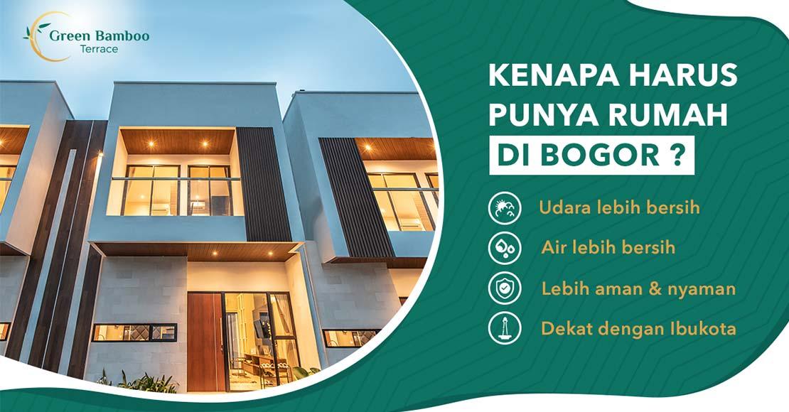 Keuntungan Membeli Rumah di Bogor
