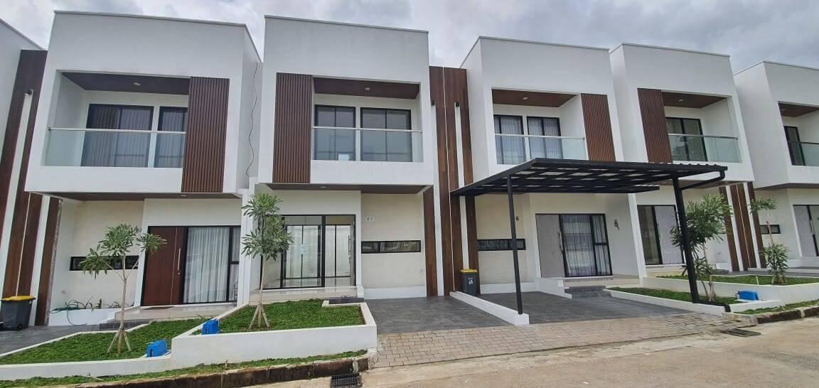 KPR Perumahan Green Bamboo Terrace