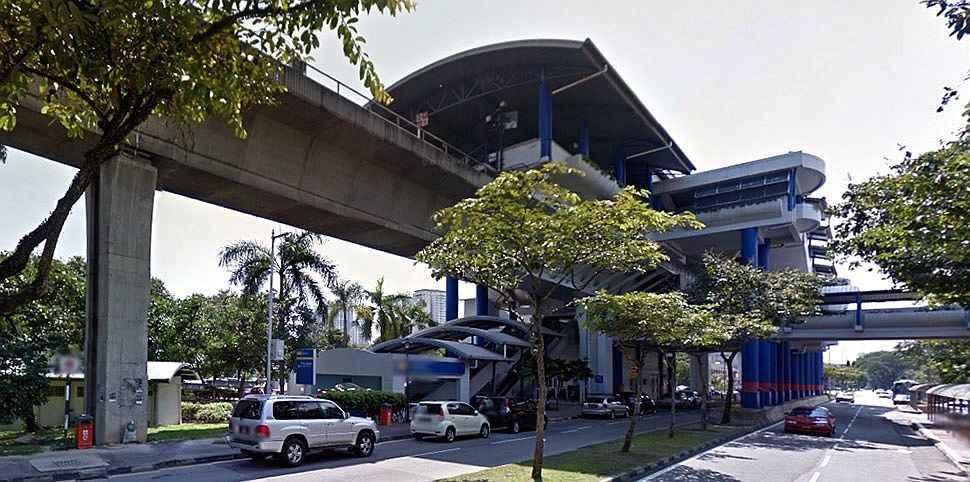 Stasiun LRT Sentul