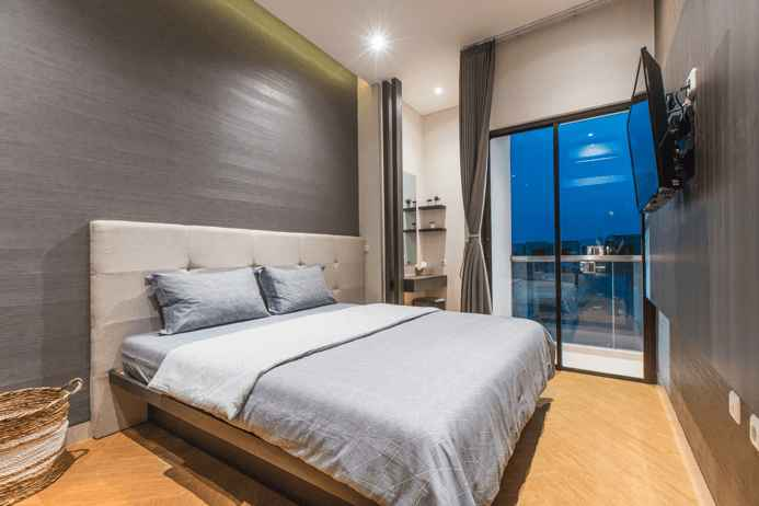 Ruang Kamar Tidur Minimalis